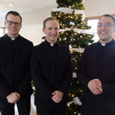 Father Dooley, Father Hartge, Father Hahn